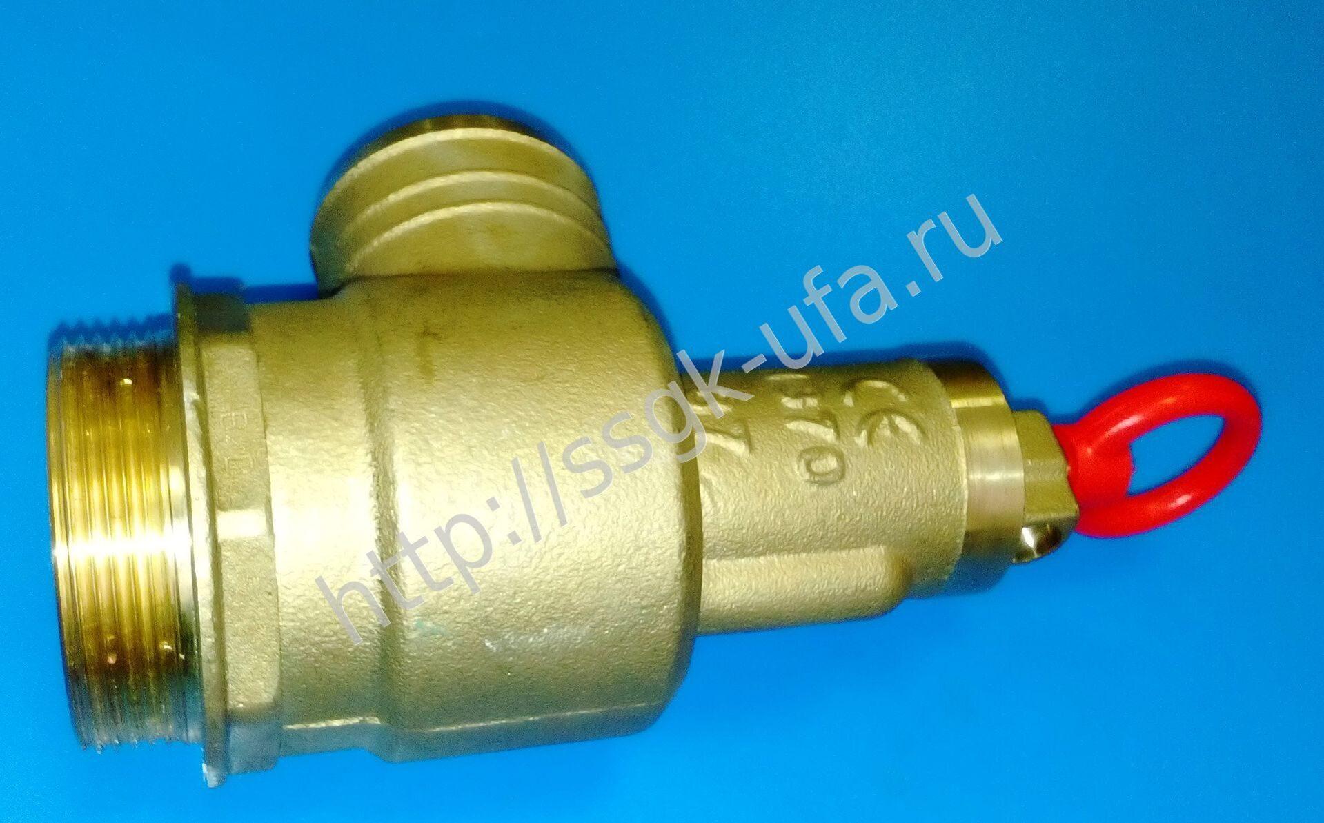 Клапан УОРГ-350