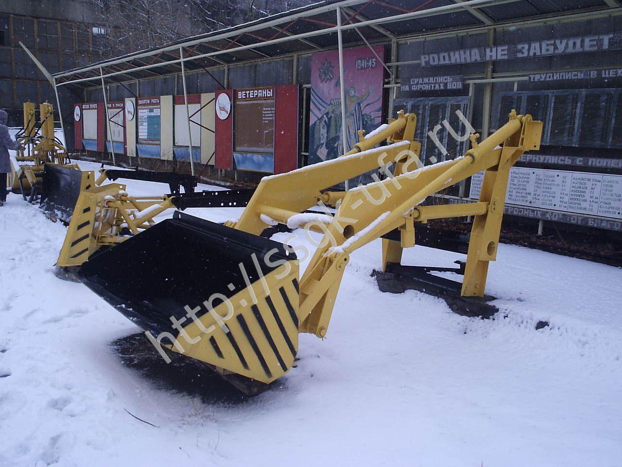 Вилы для леса - Навесное и дополнительное оборудование в Уфе