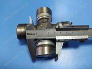 Крестовина кардана почвофрезы 1GQN-180200230 на большой редуктор 3