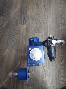 Гидробак (Гидравлический бак) под насос - дозатор МТЗ-80, 82 (с блокировкой) (4)