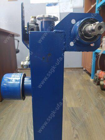 Гидробак (Гидравлический бак) под насос - дозатор МТЗ-80, 82 (с блокировкой) (1)