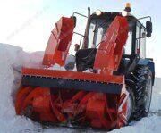 Снегоуборочная машина су спецснаб