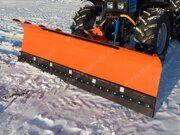 Бульдозерный поворотный отвал СО-3.0 для МТЗ 1221 9
