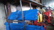 Почвофреза 1GQN-125 суперусиленная на трактора МТЗ 4