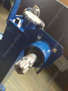 Гидробак (Гидравлический бак) под насос - дозатор МТЗ-80, 82 (с блокировкой) (7)