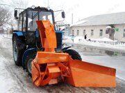 Снегоуборочная машина Су 2.1 ОМ  (1)