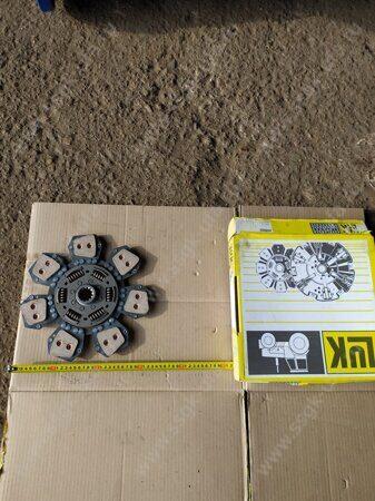 Диск сцепления МТЗ-80,82 Суперусиленный нажимной (корзина) лепестковый аналог LUK, ТАЯ (1)