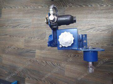 Гидробак (Гидравлический бак) под насос - дозатор МТЗ-80, 82 (с блокировкой) (5)