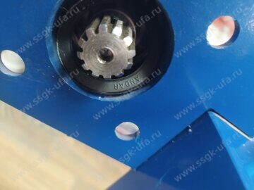 Гидробак (Гидравлический бак) под насос - дозатор МТЗ-80, 82 (с блокировкой) (6)