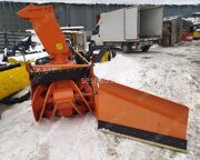 Снегоуборочная машина Су 2.1 ОМ Чистая Работа Уфа